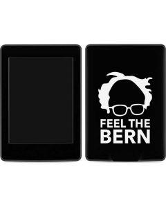 Feel The Bern Outline Amazon Kindle Skin
