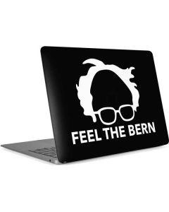 Feel The Bern Outline Apple MacBook Air Skin