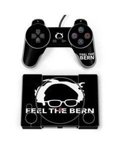 Feel The Bern Outline PlayStation Classic Bundle Skin