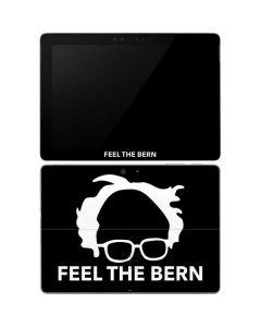 Feel The Bern Outline Surface Go Skin