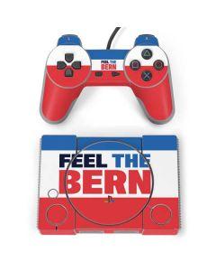 Feel The Bern PlayStation Classic Bundle Skin