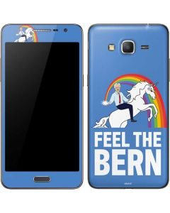 Feel The Bern Unicorn Galaxy Grand Prime Skin