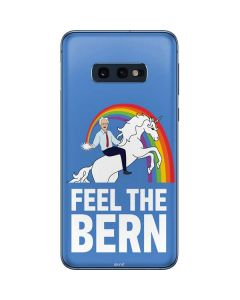 Feel The Bern Unicorn Galaxy S10e Skin