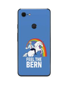 Feel The Bern Unicorn Google Pixel 3 XL Skin