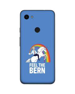 Feel The Bern Unicorn Google Pixel 3a Skin