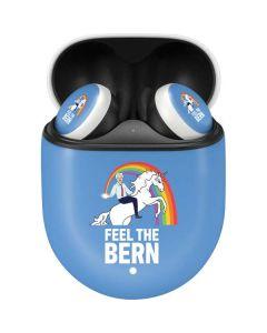 Feel The Bern Unicorn Google Pixel Buds Skin