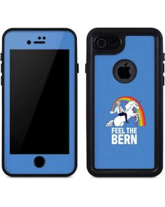 Feel The Bern Unicorn iPhone SE Waterproof Case