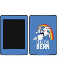 Feel The Bern Unicorn Amazon Kindle Skin