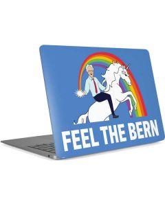 Feel The Bern Unicorn Apple MacBook Air Skin