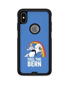 Feel The Bern Unicorn Otterbox Commuter iPhone Skin