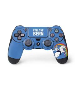 Feel The Bern Unicorn PS4 Pro/Slim Controller Skin