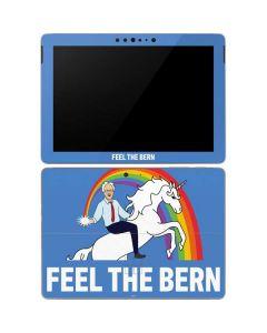 Feel The Bern Unicorn Surface Go Skin