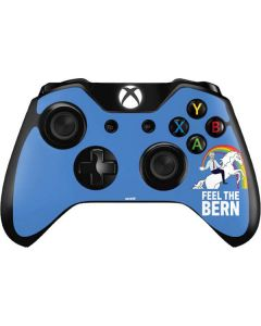 Feel The Bern Unicorn Xbox One Controller Skin
