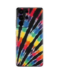 Tie Dye - Rainbow Galaxy S21 Ultra 5G Skin