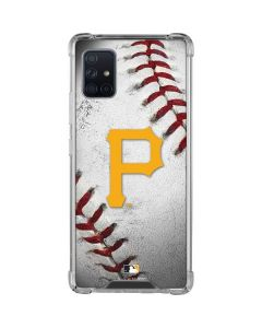 Pittsburgh Pirates Game Ball Galaxy A51 5G Clear Case