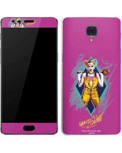 Fierce Harley Quinn OnePlus 3 Skin