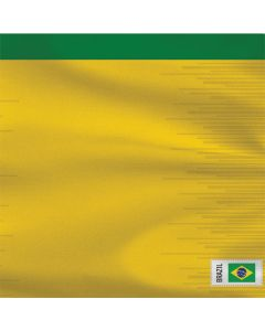 Brazil Soccer Flag LifeProof Nuud iPhone Skin