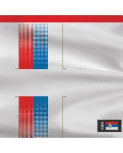 Serbia Soccer Flag LifeProof Nuud iPhone Skin