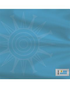 Uruguay Soccer Flag LifeProof Nuud iPhone Skin