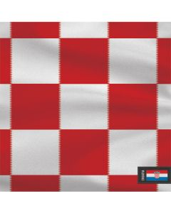 Croatia Soccer Flag LifeProof Nuud iPhone Skin
