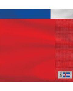 Iceland Soccer Flag LifeProof Nuud iPhone Skin