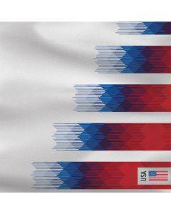 USA Soccer Flag Roomba i7+ with Dock Skin