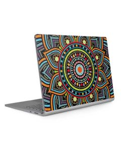 Finding Center Colored Surface Book 2 15in Skin