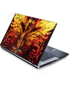 Fire Dragon Generic Laptop Skin