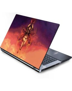 Fire Fairy Generic Laptop Skin