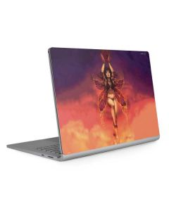 Fire Fairy Surface Book 2 15in Skin