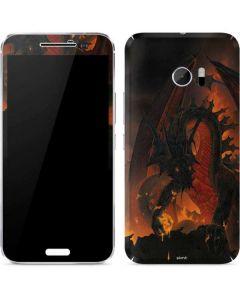 Fireball Dragon 10 Skin