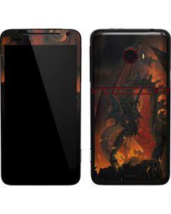Fireball Dragon EVO 4G LTE Skin