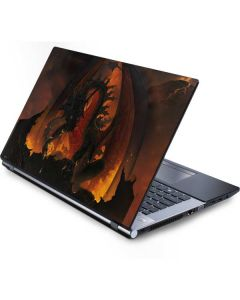 Fireball Dragon Generic Laptop Skin