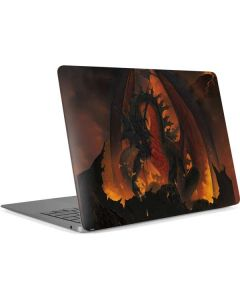 Fireball Dragon Apple MacBook Air Skin