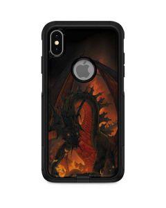 Fireball Dragon Otterbox Commuter iPhone Skin
