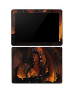 Fireball Dragon Surface Go Skin