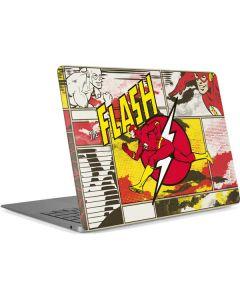 Flash Block Pattern Apple MacBook Air Skin