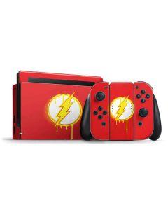 Flash Emblem Drip Nintendo Switch Bundle Skin