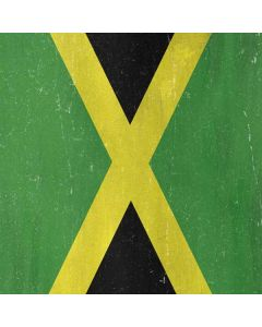 Jamaica Flag Distressed Generic Laptop Skin