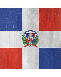 Dominican Republic Flag Distressed Generic Laptop Skin