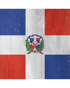 Dominican Republic Flag Distressed LifeProof Nuud iPhone Skin