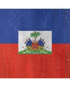 Haiti Flag Distressed Generic Laptop Skin