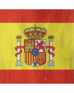 Spain Flag Distressed Generic Laptop Skin