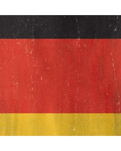 German Flag Distressed Generic Laptop Skin