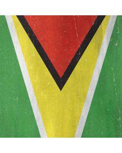 Guyana Flag Distressed Roomba e5 Skin