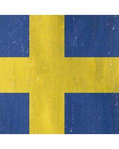Sweden Flag Distressed Generic Laptop Skin