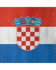 Croatia Flag Distressed EVO 4G LTE Skin