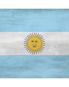 Argentina Flag Distressed Generic Laptop Skin