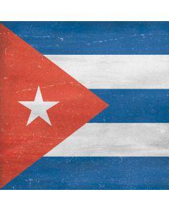 Cuban Flag Distressed Generic Laptop Skin