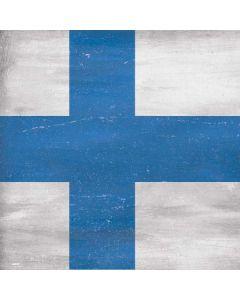 Finland Flag Distressed Acer Chromebook Skin